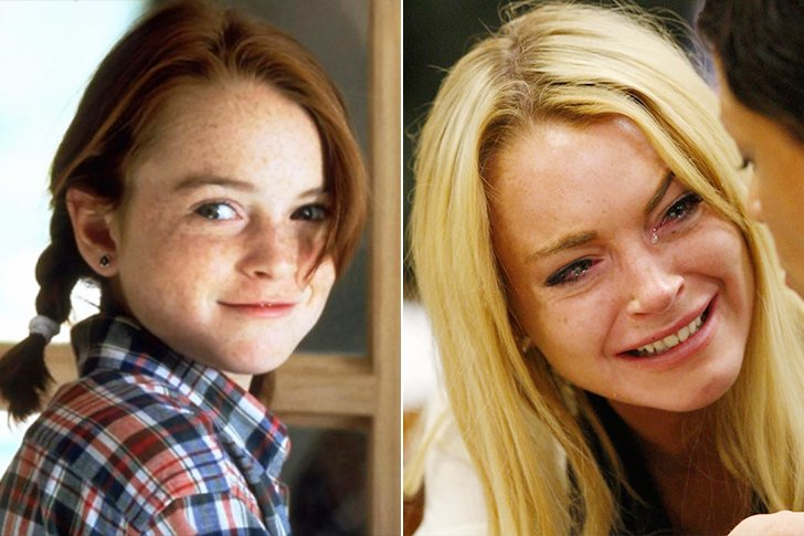 drug use and child stars