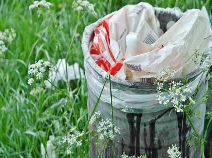 garbage trash waste